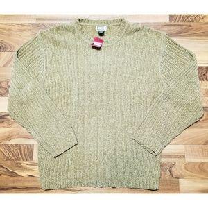 NWT Arizona Heavy Knit Sweater. Super Soft! Wow!